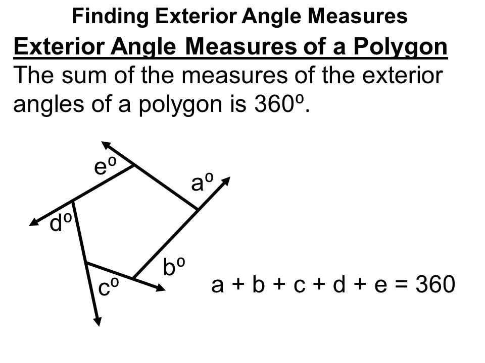 12 3 Angles Of Polygons Big Ideas Math Course 2 Ppt Video Online Download