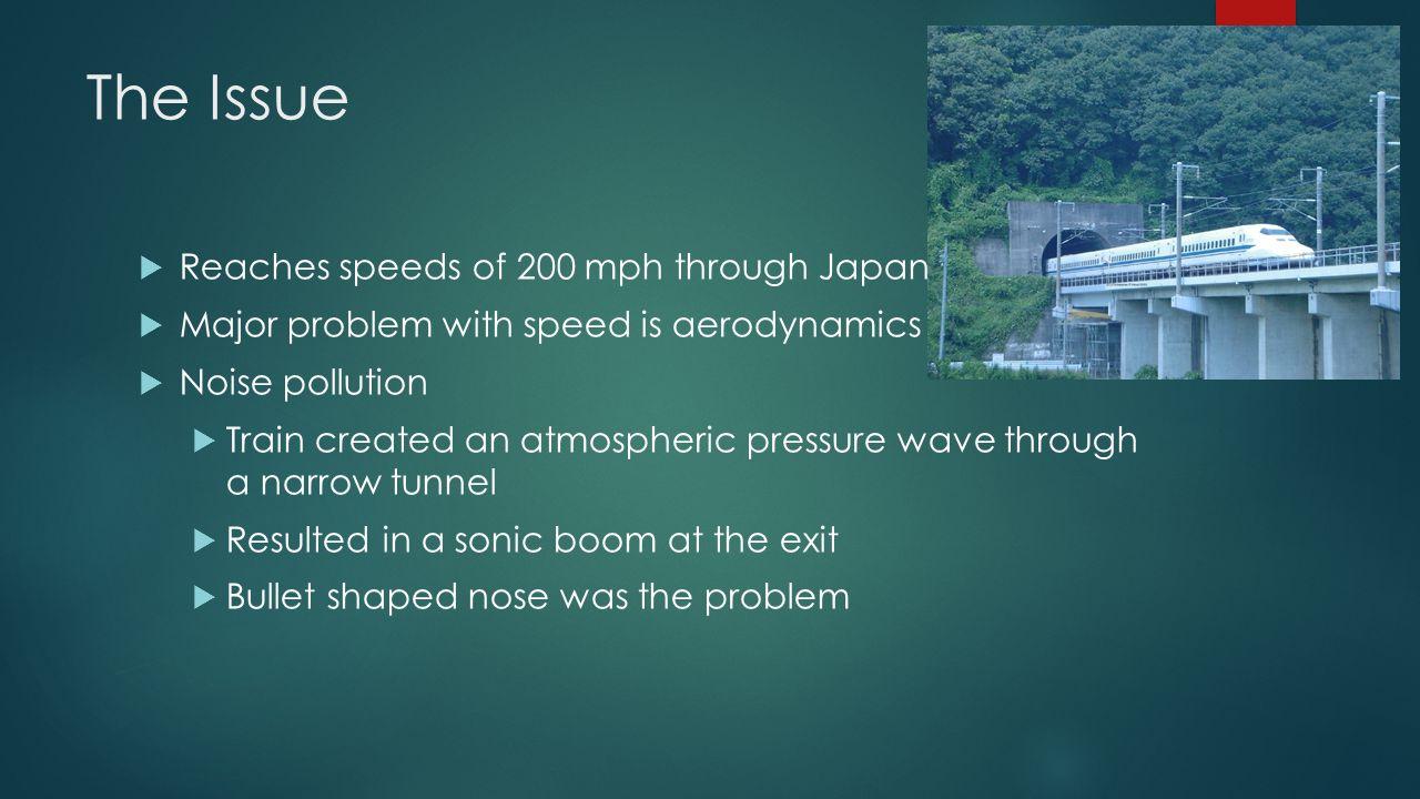 train noise pollution