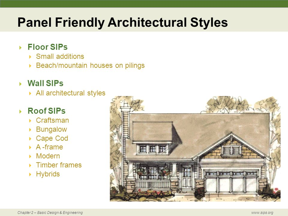 Basic design engineering ppt download for Basic architectural styles