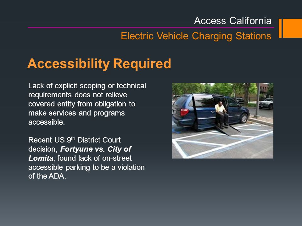 California Building Code Electric Vehicle Charging Stations