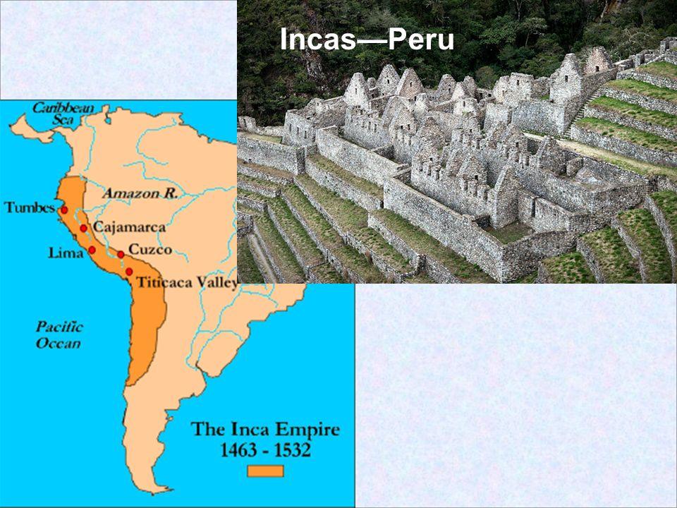 Incas—Peru
