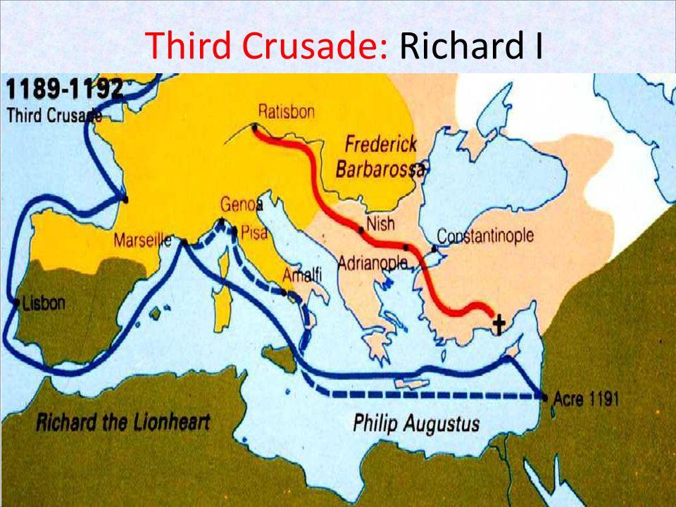 Third Crusade: Richard I