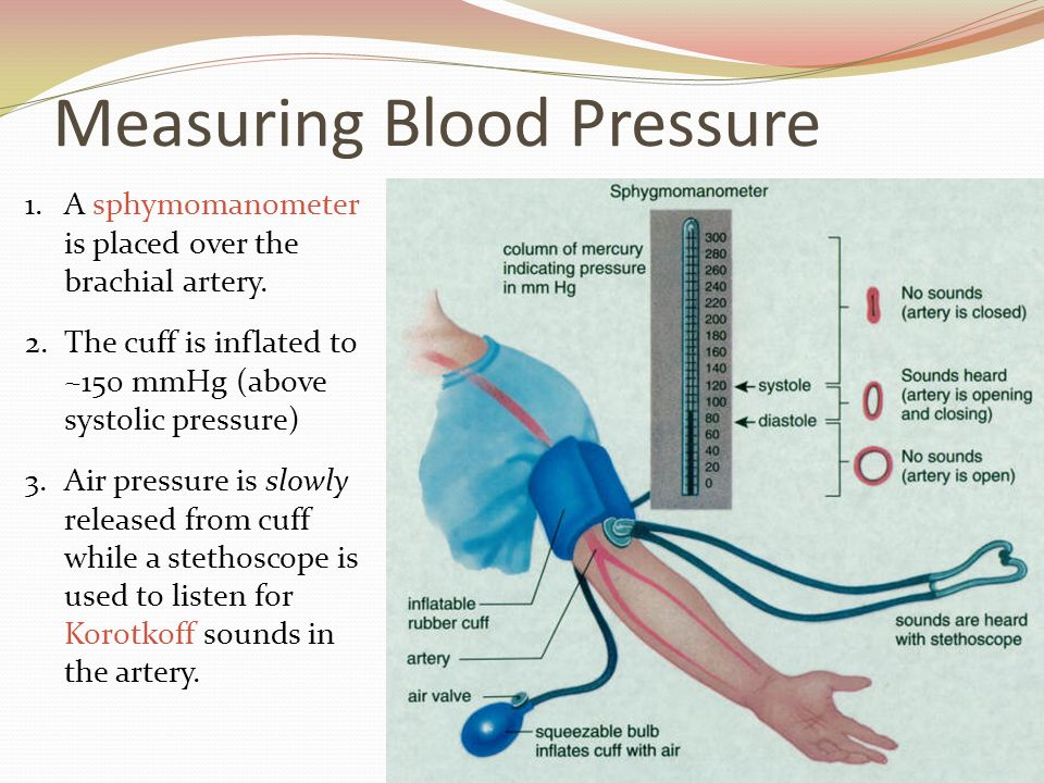 hypertension blood pressure measurements Diagnosing hypertension measuring the clinic blood pressure measure blood pressure in both arms: if the difference in readings between arms is more than 20 mmhg.