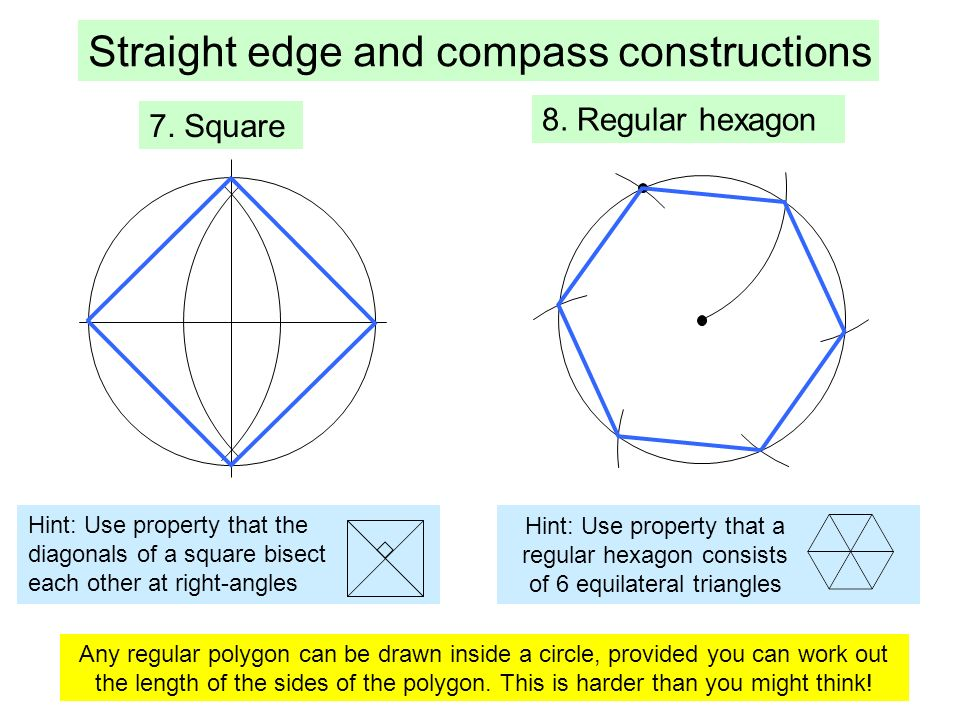 how to work out the length of a rhombus