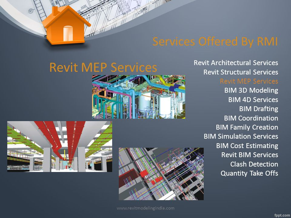 Bim building information modeling revit services by for Online architectural services