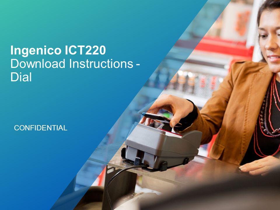 download driver ingenico ict220