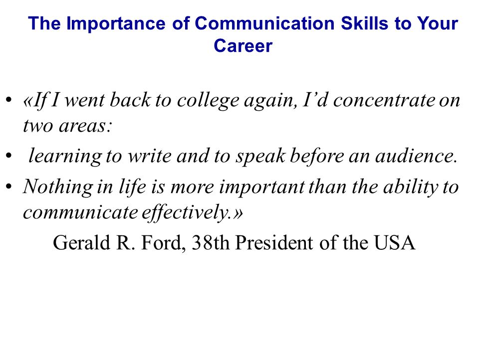 important of communication skill in your 6 tips for improving your business communication skills  they have the potential to expose you to new perspectives and important current events that help you grow.
