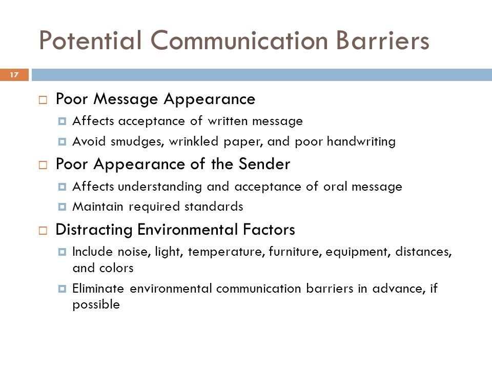 factors affecting poor communication skill on Ways of improving the teaching and learning of the communication skills  the  factors that affect the performance of students in communication skills and what .