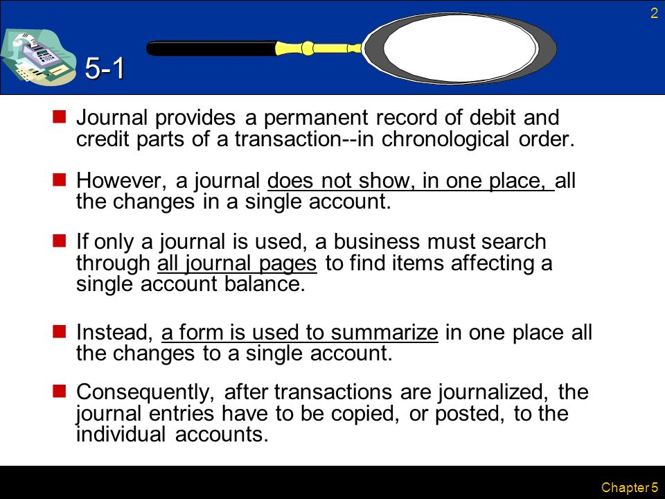 Lesson 1-4 Preparing a Chart of Accounts - ppt download