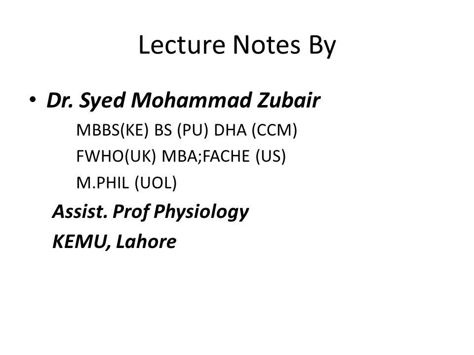 Nett Anatomy And Physiology 2 Notes Bilder - Anatomie Ideen ...