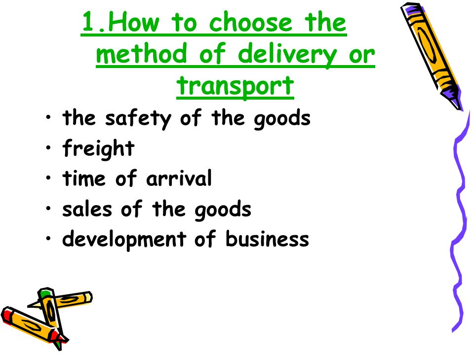 how to start goods transport business