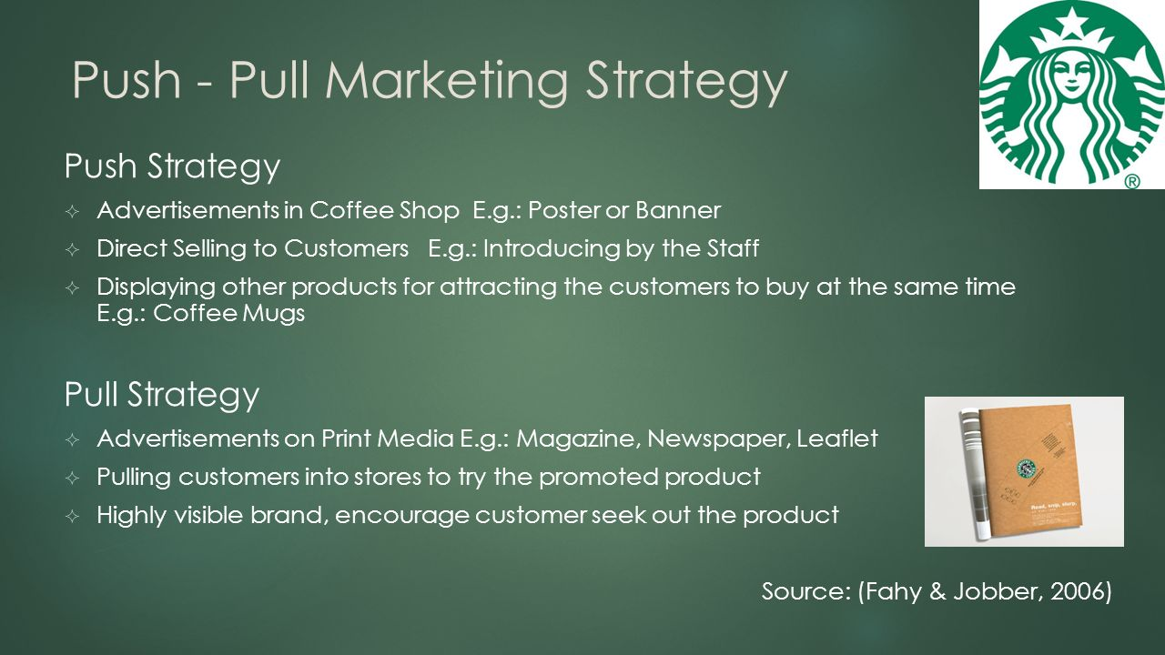 Internet Coffee Shop Marketing Plan