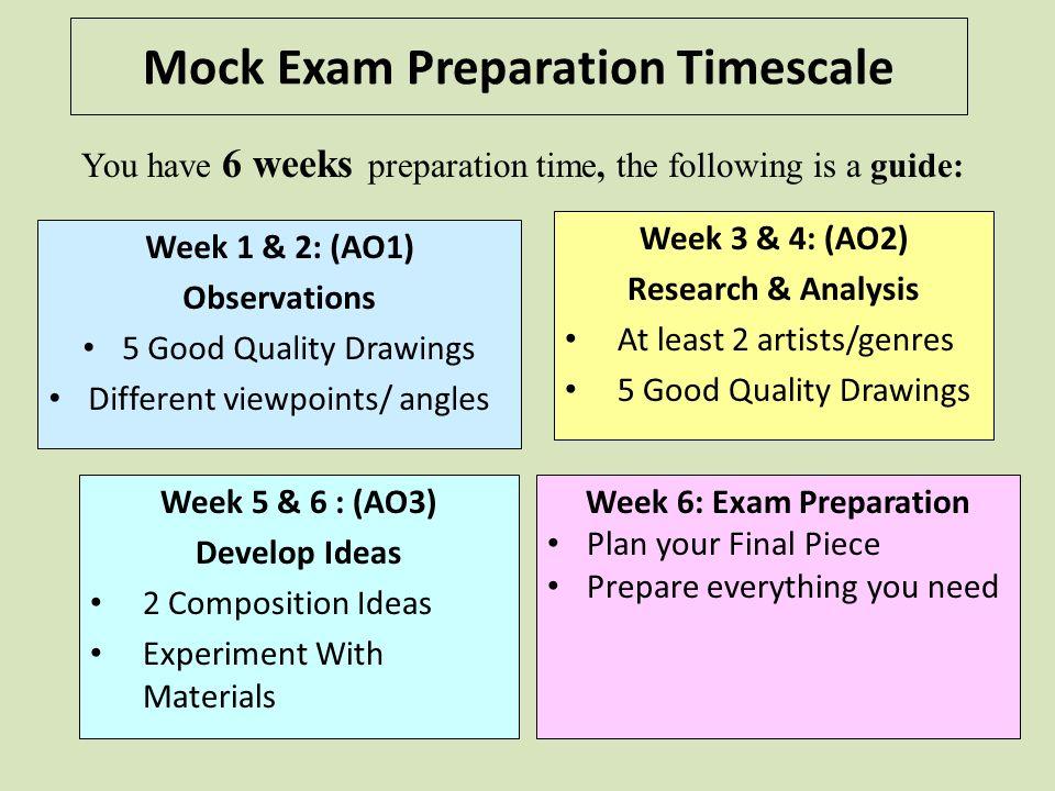 mock exam marketing research hva