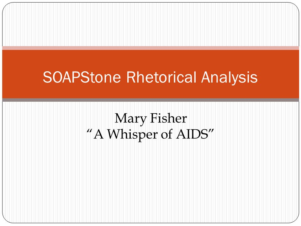 analysis on a whisper of aids Oxford university press usa publishes scholarly works in all academic disciplines, bibles, music, children's books, business books, dictionaries, reference books, journals, text books and.