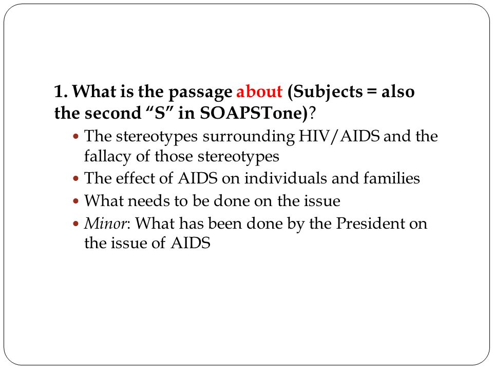 soapstone rhetorical analysis ppt video online what is the passage about subjects also the second s in soapstone