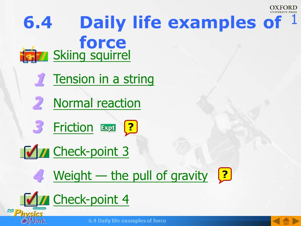 64 Daily Life Examples Of Force Ppt Video Online Download