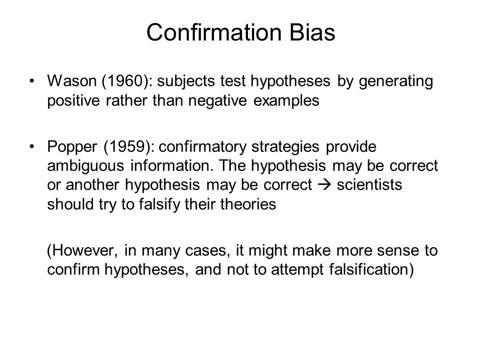 Thinking Part Ii Judgment Heuristics Reasoning Decision Making Ppt