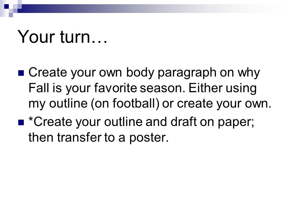 essay writing on football