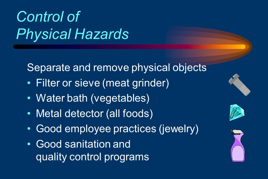 physical hazards Physical hazards physical hazards to outdoor workers may include extreme heat, extreme cold, noise, and sun exposure extreme heat can cause heat stroke, heat cramps, heat exhaustion, heat rash, and other problems.