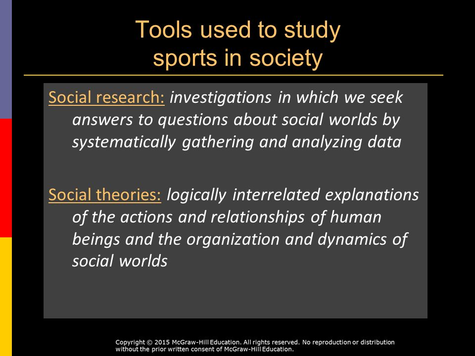 an analysis of theories of sport mirroring society Representative concerns in study which structional functional theorist study and analysis of sport include a) how does sport contribute to the integration of schools, communities, and society b) how does sport serve individuals positively (work habits, upward mobility) .