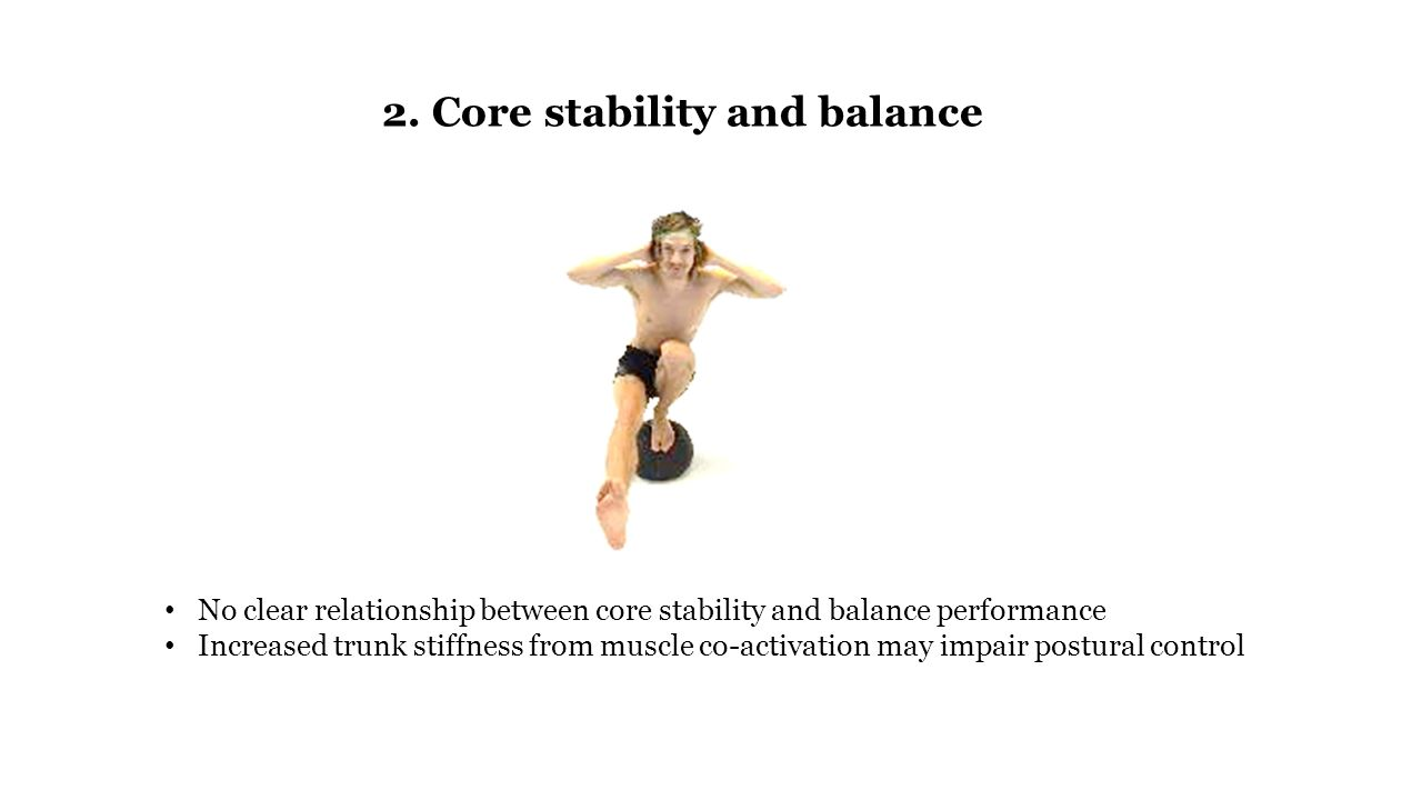 relationship between controllability and stability exercises