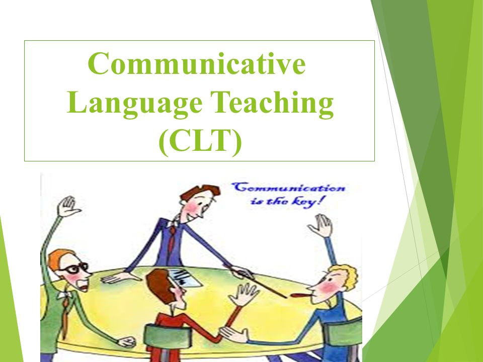 the communicative language teaching clt english language essay Communicative language teaching (clt) is a method of teaching  retrieved  from  .
