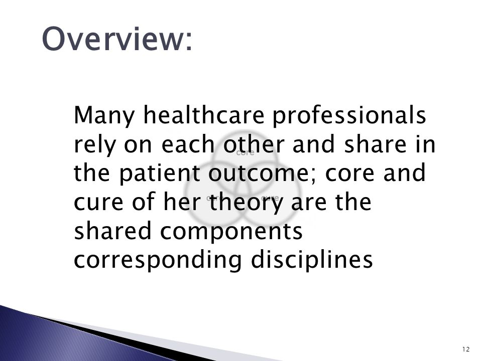 what are the core concept definitions of each nursing model Professional practice model-what is a nursing professional practice model   to define and support nursing control over the care environment and the delivery   model incorporates our mission, vision and values as the foundation for all we  do  the core concept of the re-conceptualized model of certified practice — the .