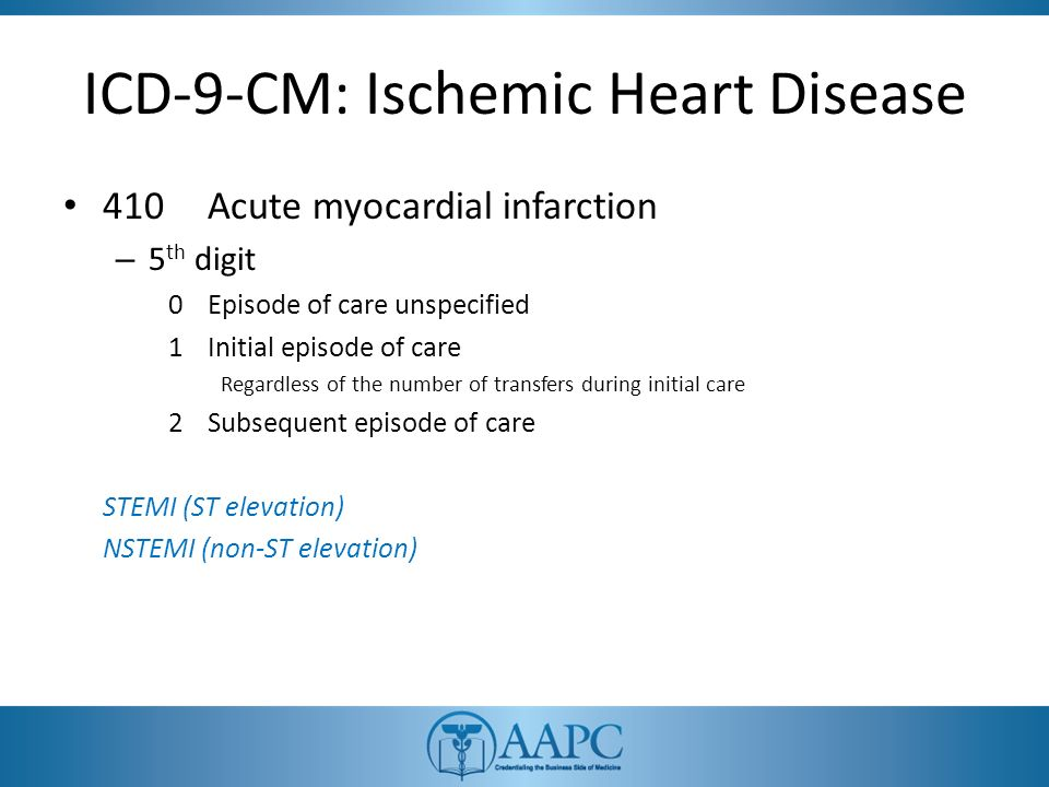 ischemic heart disease treatment guidelines