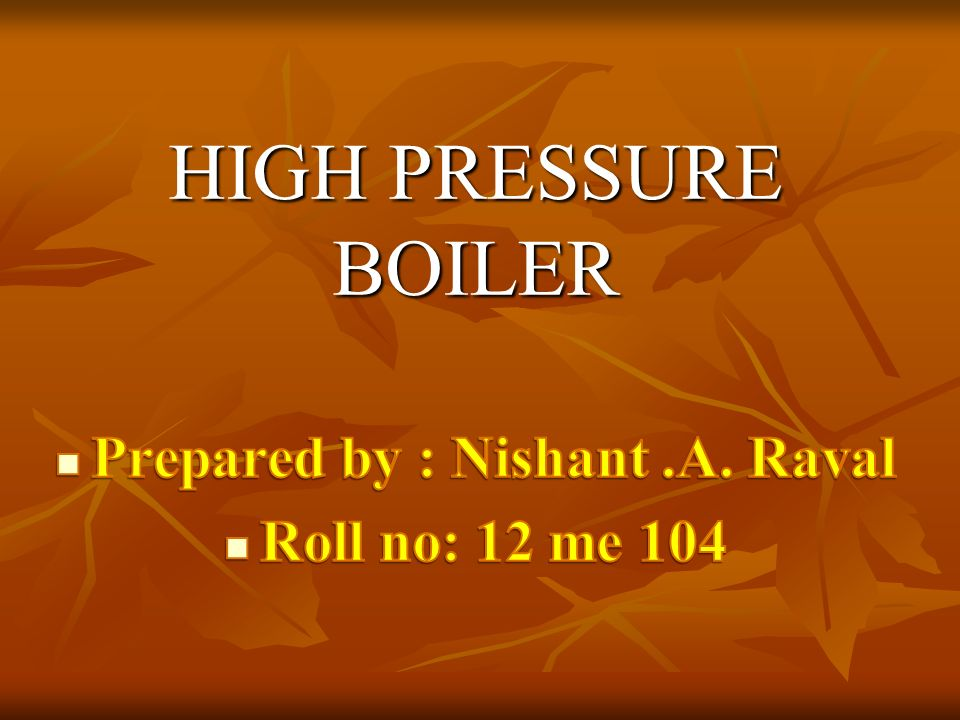 Prepared by : Nishant .A. Raval - ppt video online download