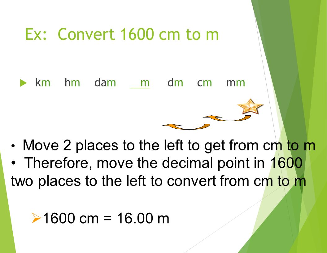 Centimeters To Hectometers Conversion How many hectometers in a centimeter? Centimeters to hectometers (cm to hm) conversion table shows the most common values for the quick reference. Alternatively, you may use the converter to convert any other values. 1 Centimeter = .