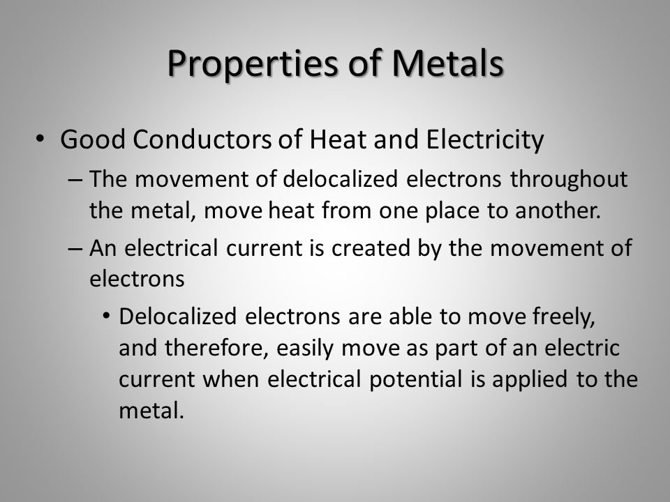 Why are metals good conductors of electricity quizlet best why is graphite soft and diamond hard quora urtaz Choice Image