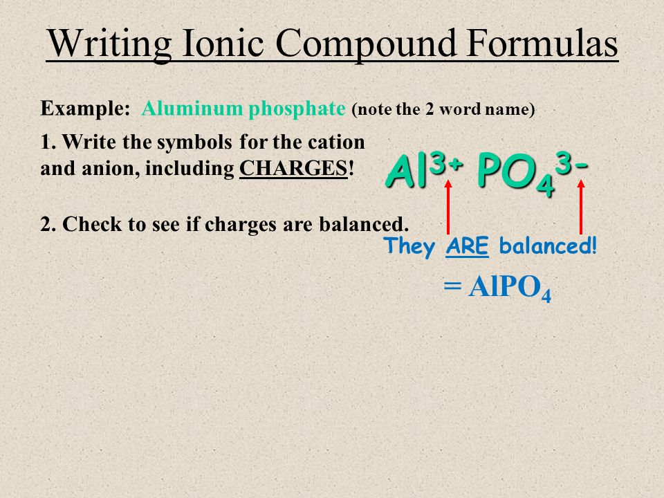 homework writing ionic compound formulas The technique for writing the formula for an ionic compound is very pdf document bellow will give you all related to writing ionic compound homework formula of an.