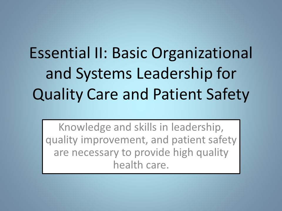 Top 10 Qualities of a Great Health Care Professional