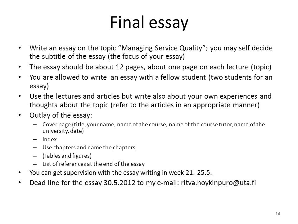 Biostatisticale essay writing