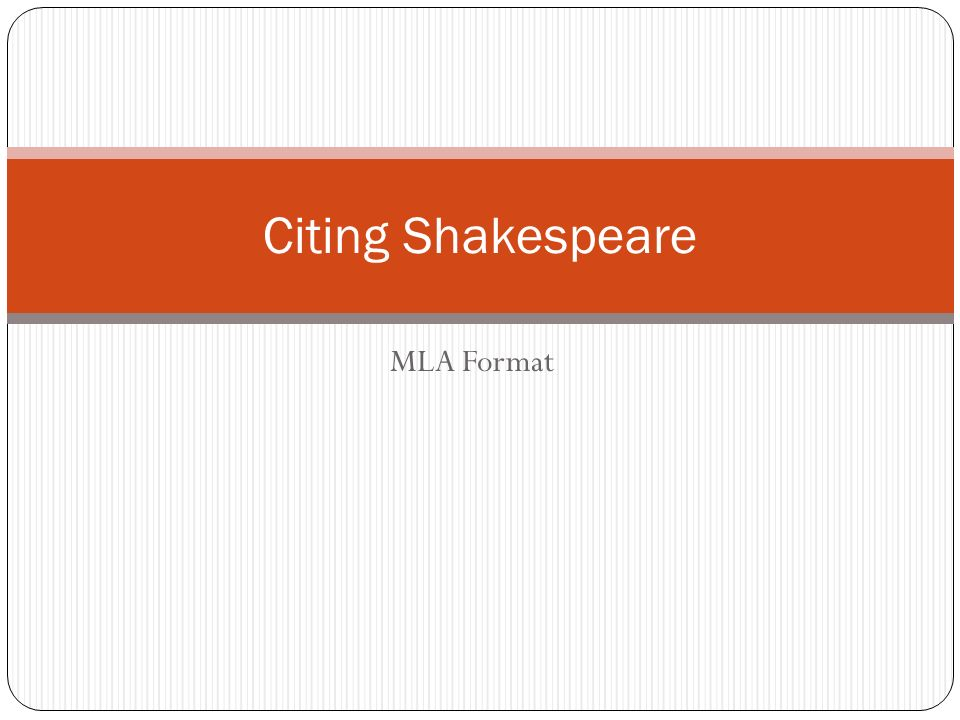mla format for plays Below are some tips to help you prepare to write a play review:  example: in  you can't take it with you, the acting by the family members on the open,.