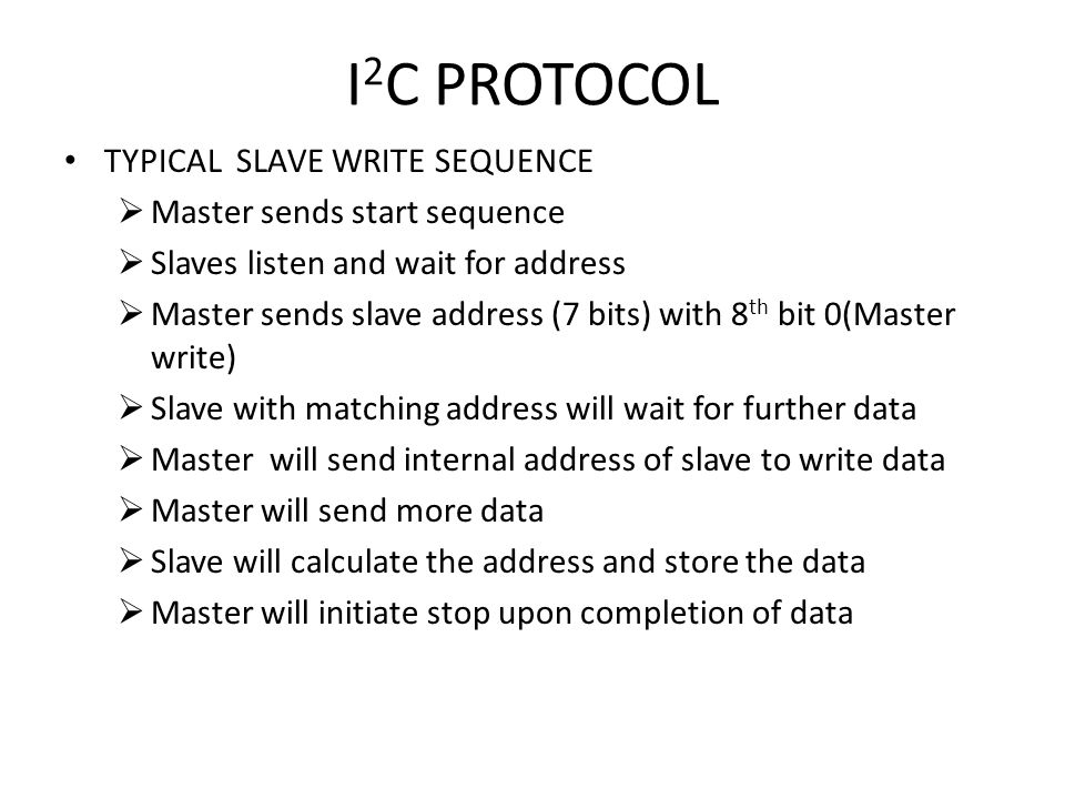 how to find i2c slave address