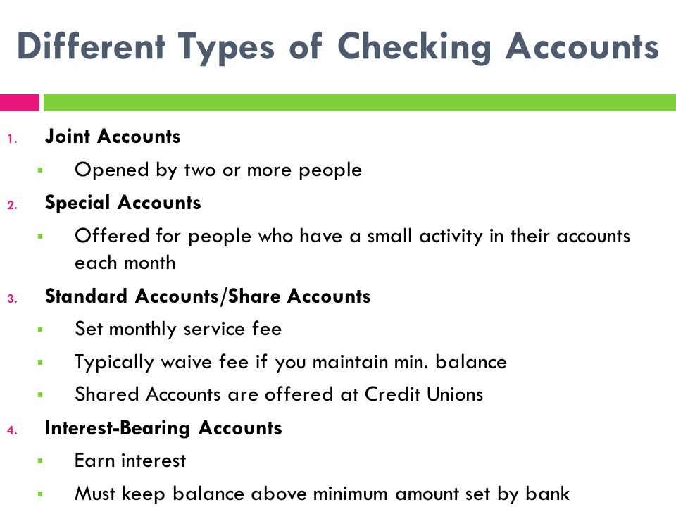 Personal Banking - Frequently Asked Questions