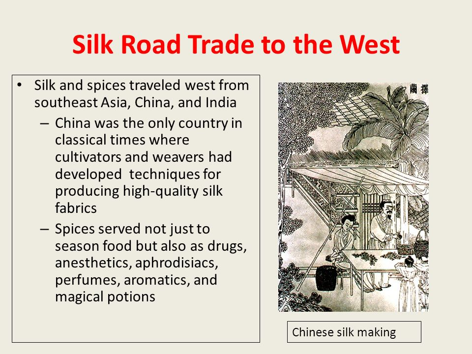 The Emergence Of Trade Routes Ppt Video Online Download