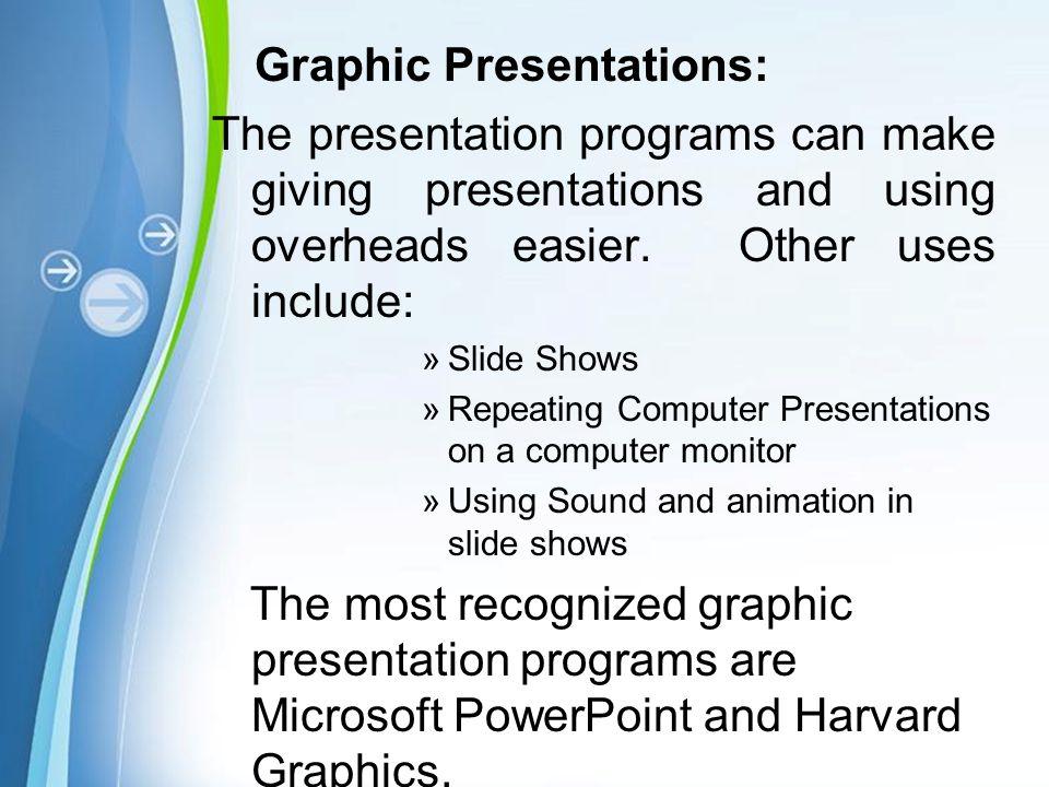 presentation program