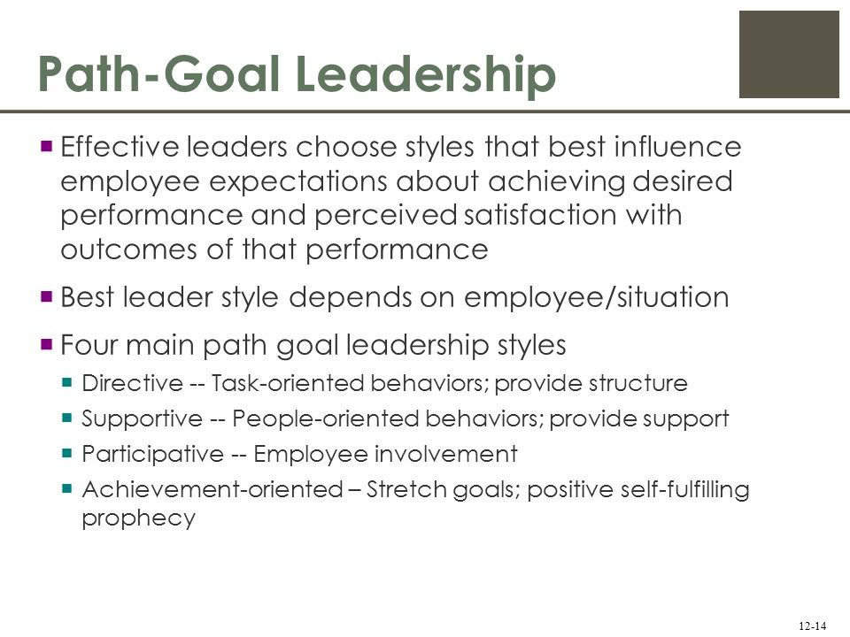 influence of leadership style on employee satisfaction and performance Influence of organization politics on employee performance:  23 leadership style and employee performance  employee's satisfaction.