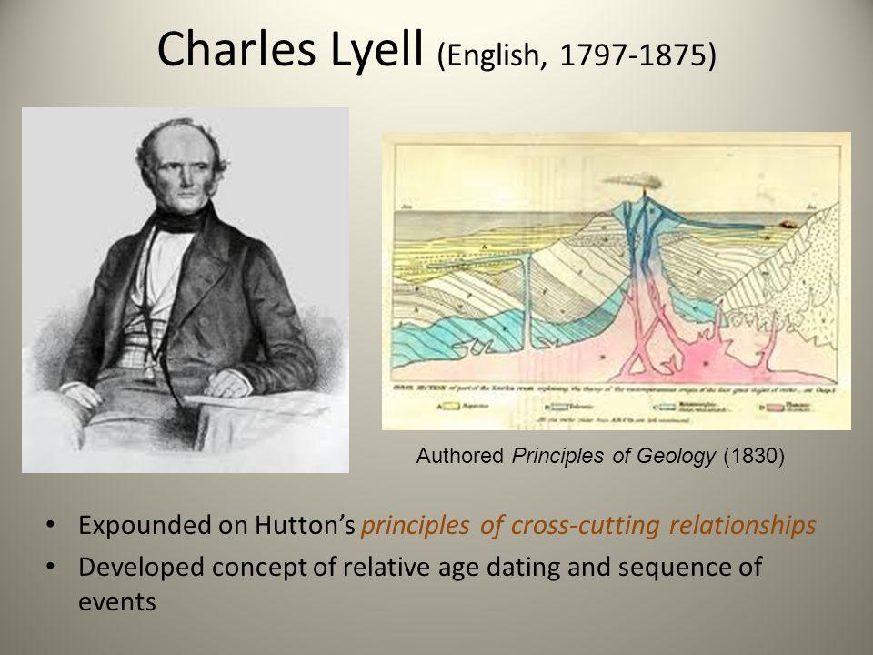 charles lyell principles of geology pdf