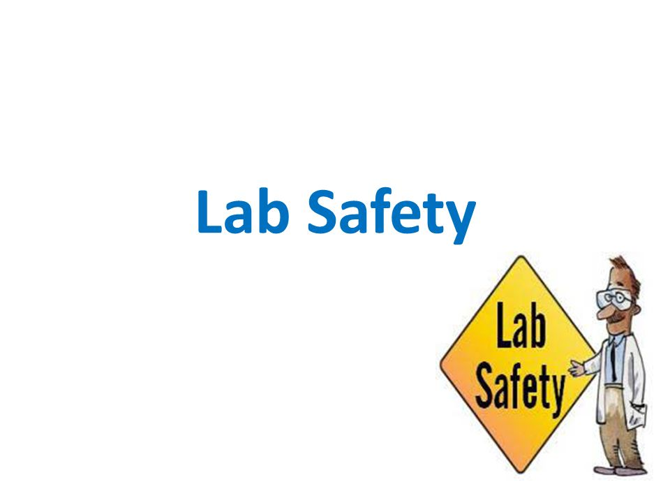 lab 1 recognizing lab safety