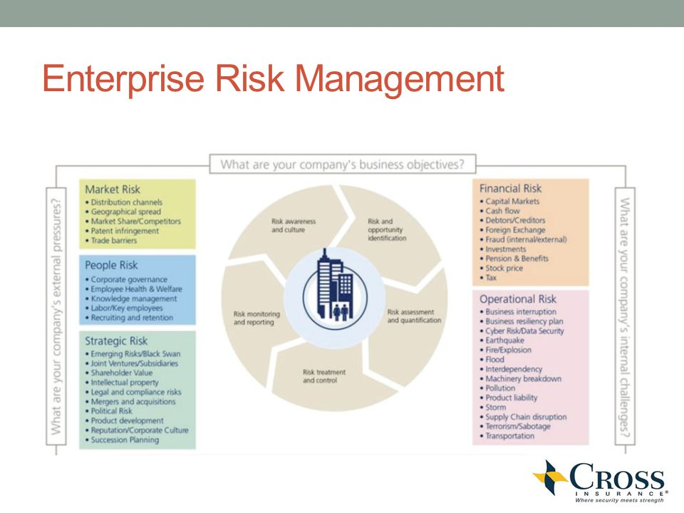 riordan enterprise risk management plan Enterprise risk management division objective ( 2017–22 strategic plan) fund the system through an integrated view of pension assets and liabilities by leading facilitation of.