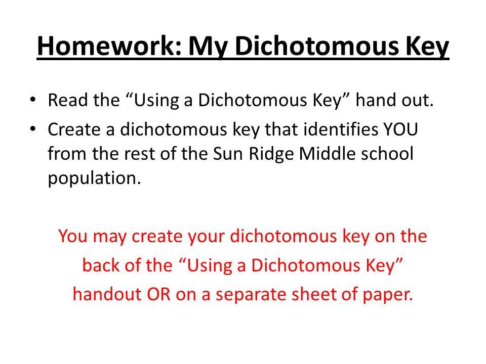 Glossary Worksheet Dichotomous Keys  Ppt Video Online Download Solving For The Variable Worksheet Pdf with Math For 4th Grade Worksheets Excel Homework My Dichotomous Key Possessive Pronouns Esl Worksheet Excel