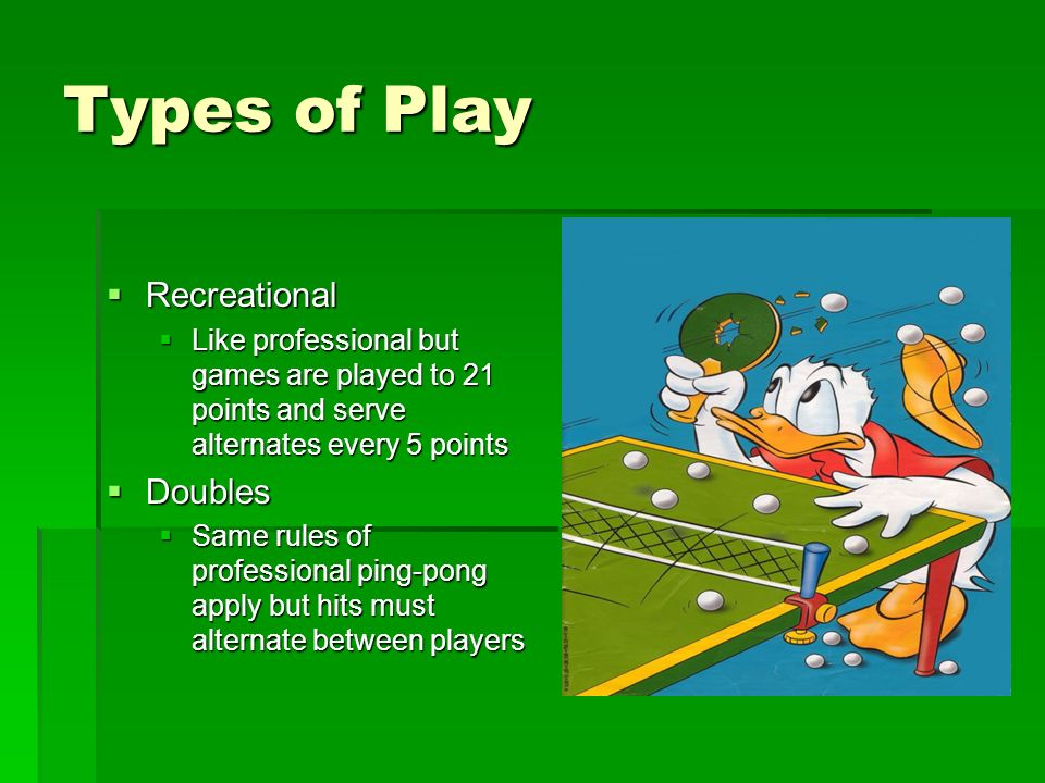 table tennis rules doubles pdf