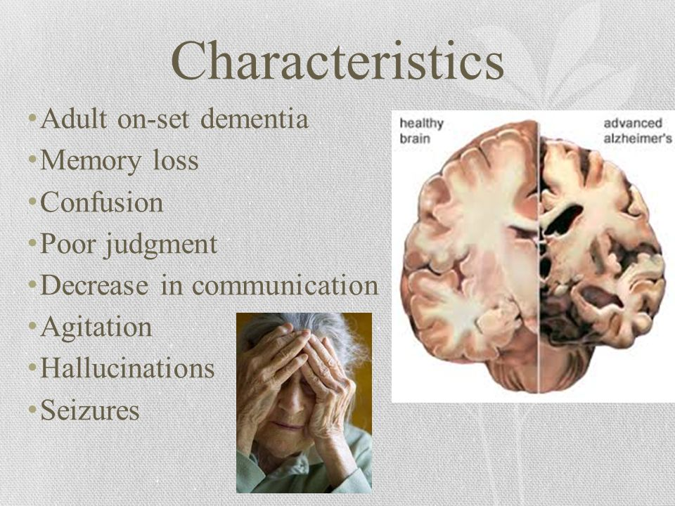 dementia and memory loss When someone you love has memory difficulties or other cognitive problems, it can be frightening and heartbreaking added difficulties with changes in behavior can make them seem unlike themselves.