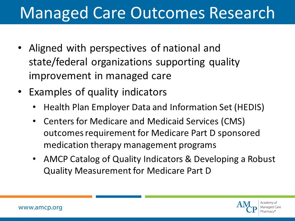 a focus on quality improvement by managed care organizations What is managed health care managed care organizations emphasis on use of primary physicians and other health care providers quality improvement.