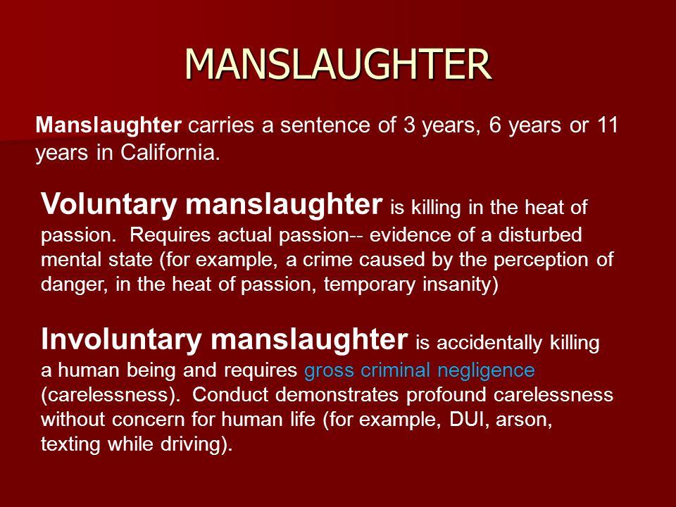 Punishment for criminal negligence part 1 - 1 8