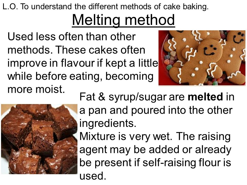 How To Make A Cake With Self Raising Flour