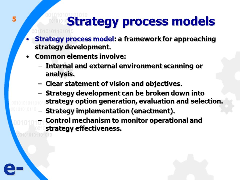 strategy formation as a visionary process 4 the entrepreneurial school (strategy formation as a visionary process) this  post is continuation of my previous posts on strategy, based on.